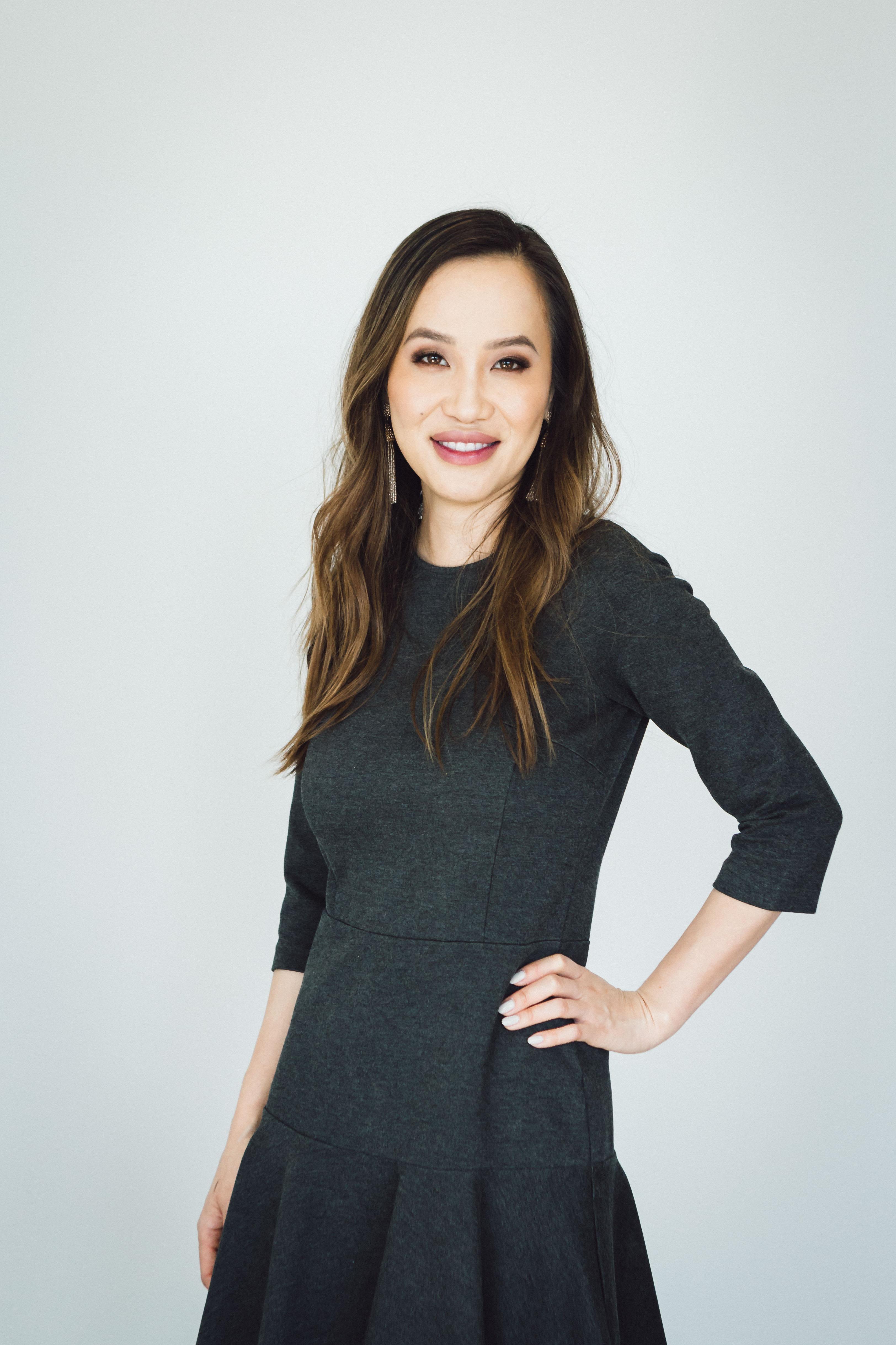 co-owner Amanda Vu