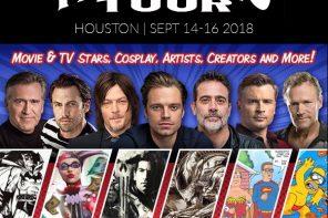 Fandemic Tour comes to Houston
